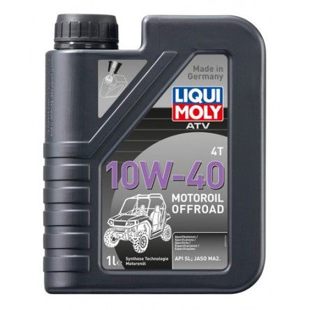 ATV 4T MOTOROIL 10W-40