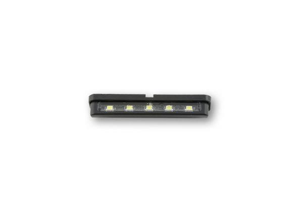 Nummernschildbeleuchtung ST-7, selbstklebend, schwarz SHIN YO LED