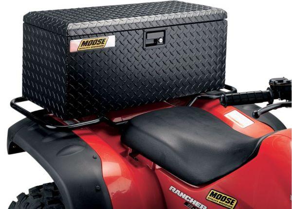 Moose Aluminium ATV BOX Topcase Koffer hinten