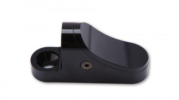 HIGHSIDER Universal-Adapter mit Abdeckung, 60 mm lang, für Verkleidungsspiegel
