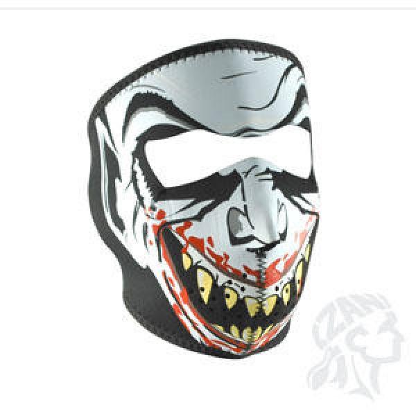Face Mask Glow in the Dark , Vampier